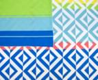 Apartmento Carlos Reversible King Bed Quilt Cover Set - Multi 5