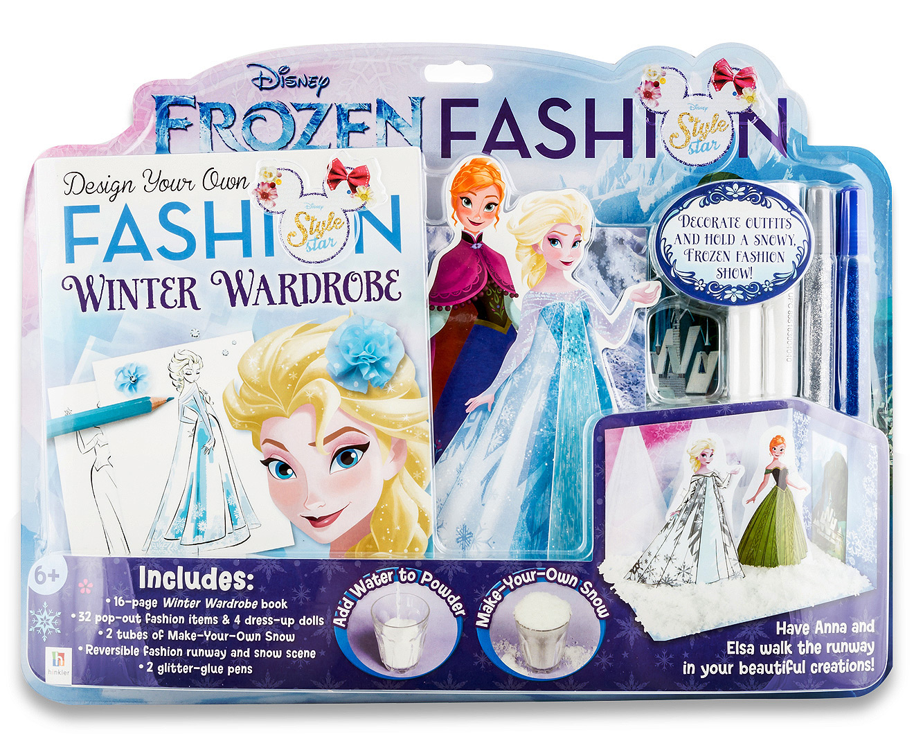 Disney Frozen Snow Clamshell Kit Great Daily Deals At Australia 39 S Favourite Superstore Catch