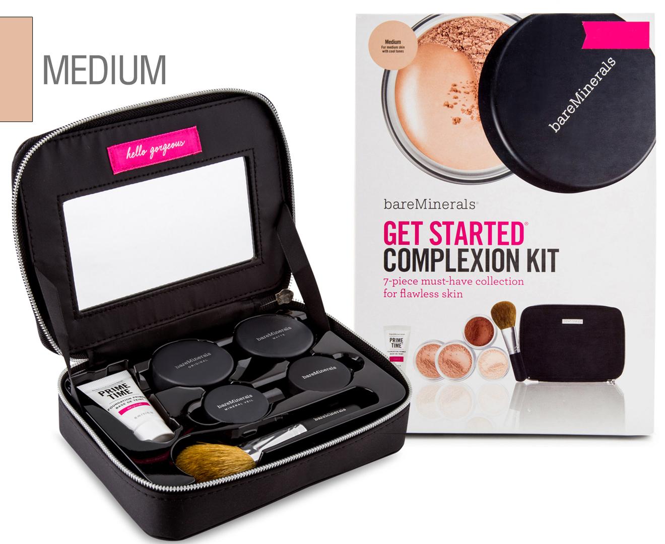 bareMinerals Get Started Complexion Kit - Medium