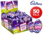 50 x Cadbury Marvellous Creations Chocolate Eggs 30g 1