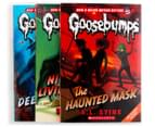 Goosebumps Classics Pack No.1 Book Collection - 3-Pack  3