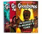 Goosebumps Classics Pack No.2 Book Collection - 3-Pack  3