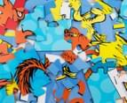 Dr. Seuss Fox In Socks Giant Puzzle Box 4