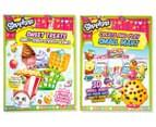 Shopkins 4-Book Sticker Activity Pack 2