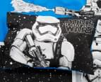 Star Wars Movie: Stormtrooper Queen Quilt Cover Set - Multi 5