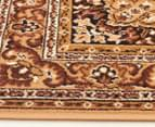 Traditional Medallion 230x160cm Fashion Rug - Beige 2