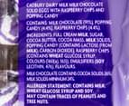 2 x Cadbury Marvellous Creations Milk Chocolate Eggs 110g 3