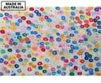 Healing Flowers 61x42cm Canvas Wall Art 1