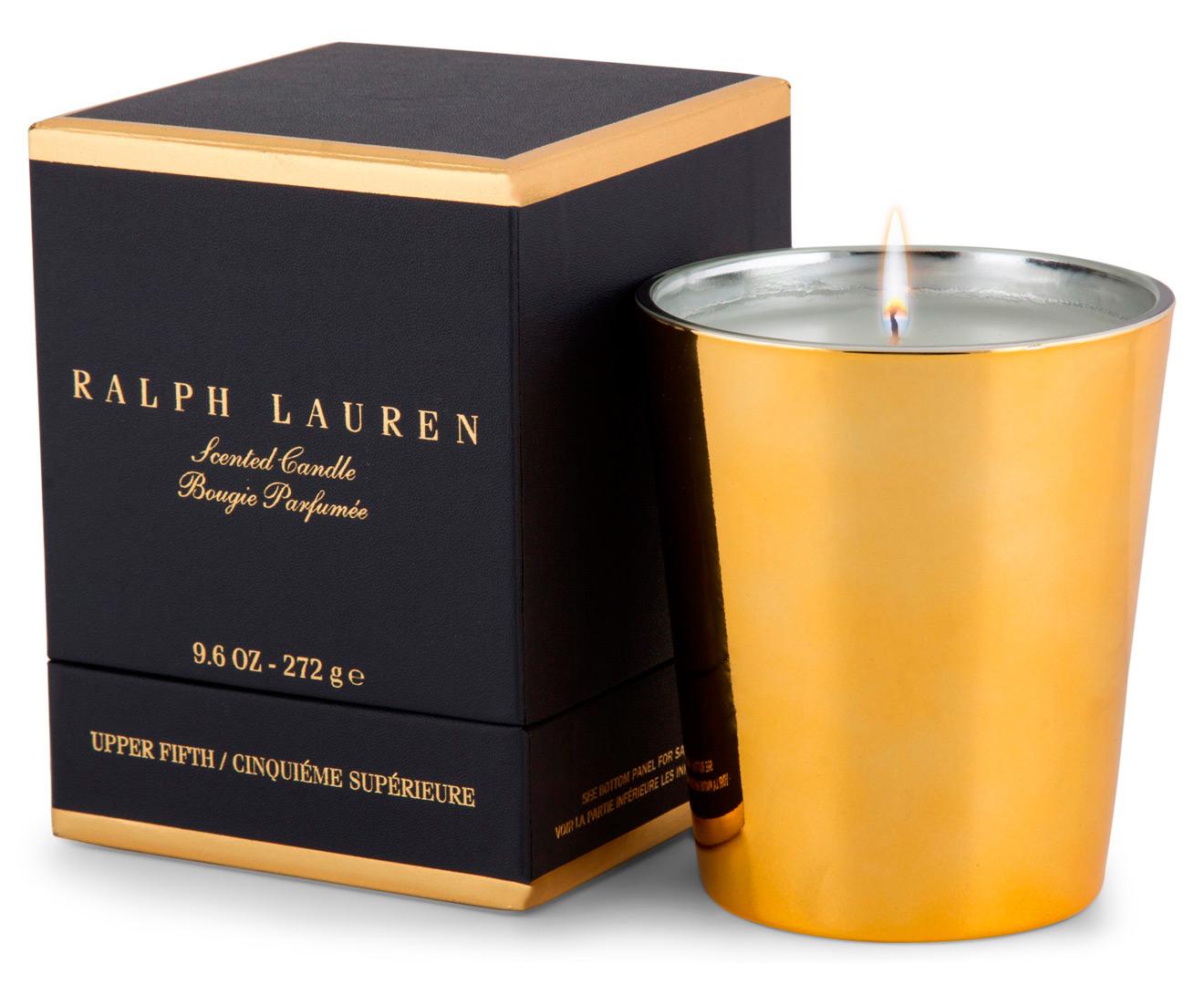c4638914ee Ralph Lauren Upper Fifth Scented Candle 272g - Green Citrus, Orchid,  Jasmine & Musky Amber