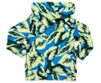 Bonds Baby Printed Hoodie - Aloha Leaves  2