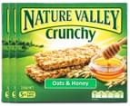 3 x Nature Valley Crunchy Oats & Honey 5pk 1