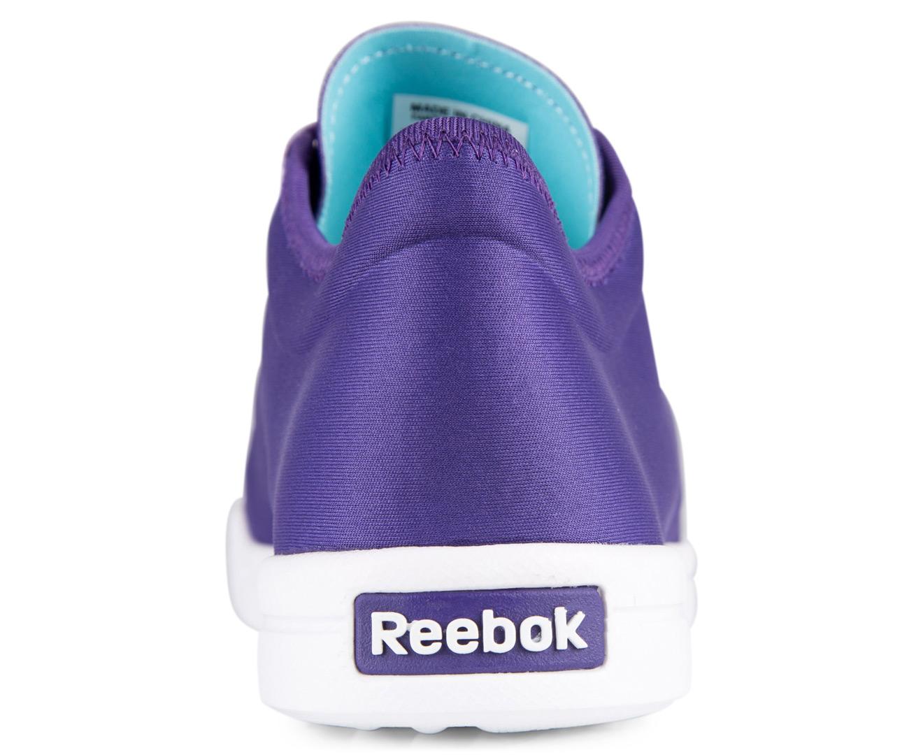 89516b10478a Reebok Women s Skyscape Runaround 2.0 Shoe - Violet Purple Glow White
