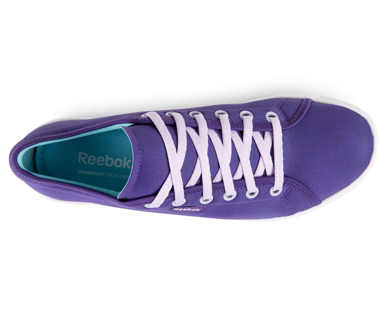eb066dc72d08 Reebok Women s Skyscape Runaround 2.0 Shoe - Violet Purple Glow White