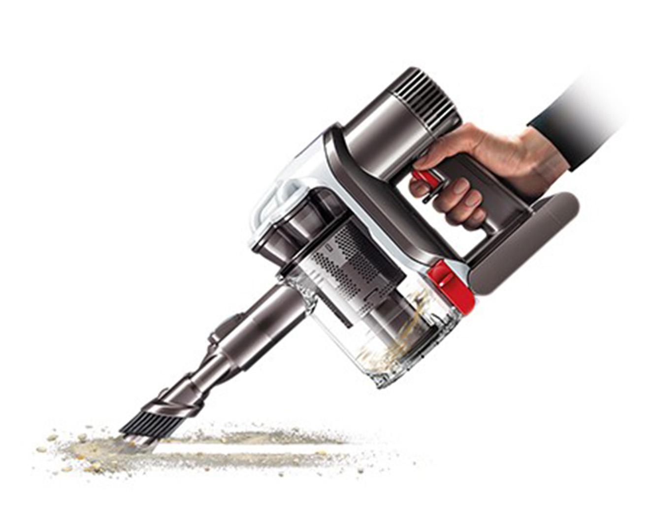 dyson dc45 handstick vacuum cleaner grey. Black Bedroom Furniture Sets. Home Design Ideas
