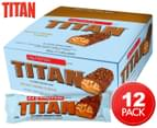 12 x Titan Bar Sea Salt Caramel 80g 1