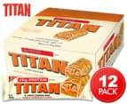 12 x Titan Bar Vanilla Caramel 80g 1