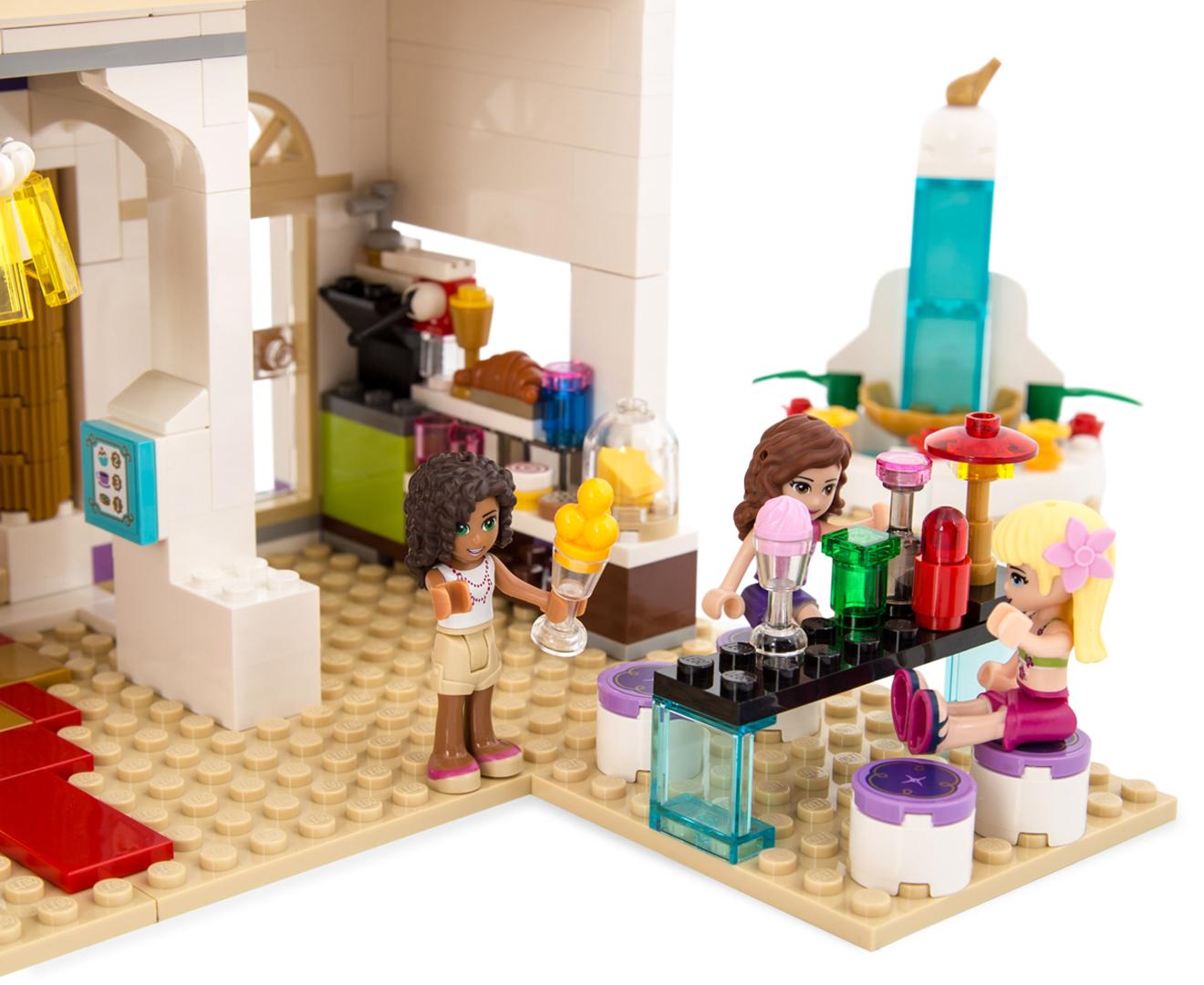 LEGO® Friends Heartlake Grand Hotel Building Set   Mumgo ...