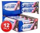 12 x Aussie Bodies ProteinFX Lo Carb Crunchy Bar Rocky Road 40g 1
