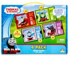 Thomas & Friends 4-Puzzle Pack in Carry Box 1
