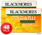 2 x Blackmores Cold & Flu Day/Night Capsules 24pk 1