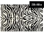 Iconic Modern 230 x 160cm Rug - Black/White 1