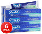 6 x Oral-B 3D White Toothpaste Brilliant Mint 95g 1