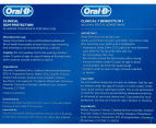 Oral-B Pro 500 CrossAction Power Brush Regimen Kit 6