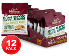 12 x Go Natural Snack Packs Raw Nuts 45g 1