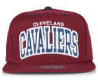 Mitchell & Ness Men's Reflective Arch Snapback - Cavaliers 1