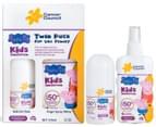 Cancer Council Peppa Pig Kids' SPF50+ Sunscreen Pack 1