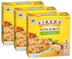 3 x Sirena Tuna & Rice Italian Salad 190g 1