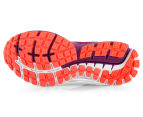 Brooks Women's Ghost 8 Shoe - Phlox/Phlox Pink/Fiery Coral 6