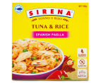 3 x Sirena Tuna & Rice Spanish Paella 190g 2