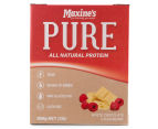 Maxine's PURE All Natural Protein White Choc & Raspberry 908g 1