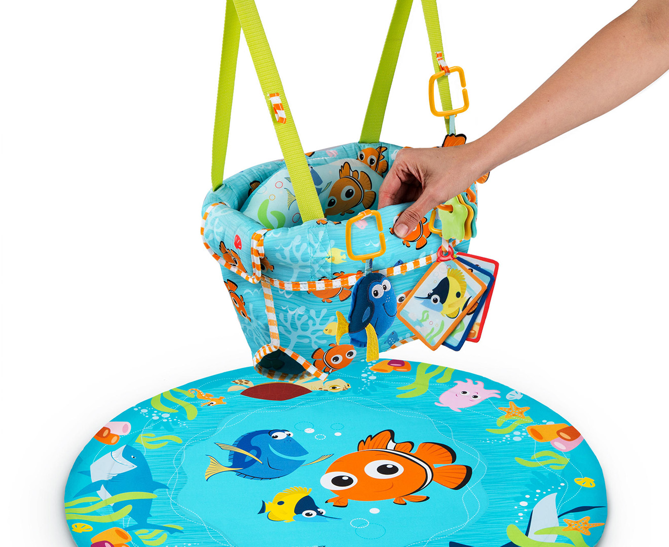 8781b8760549 Finding Nemo Sea Of Activities Door Jumper