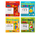 Write & Wipe 'First' Series Books 4-Pack 1
