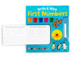 Write & Wipe 'First' Series Books 4-Pack 5