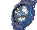 Casio G-Shock Men's 50mm GA110NM2ADR Duo Watch - Metallic Blue 3