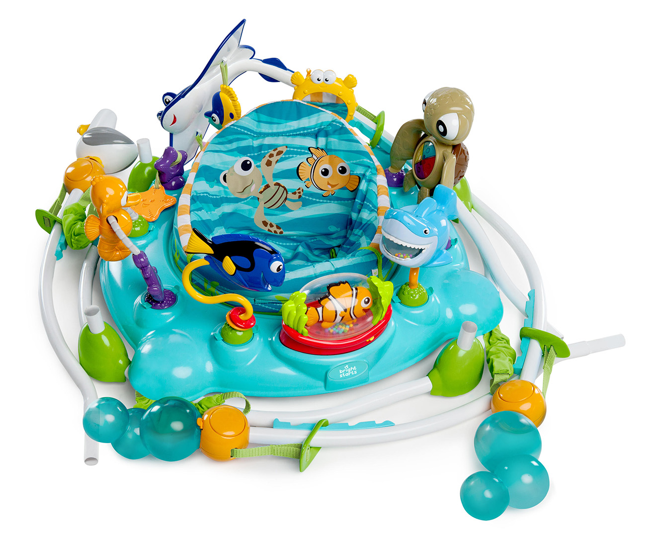 Finding Nemo Sea Of Activities Baby Infant Bouncer Jumper