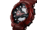 Casio G-Shock Men's 50mm GA110NM4ADR Duo Watch - Red 3