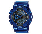 Casio G-Shock Men's 50mm GA110NM2ADR Duo Watch - Metallic Blue 1