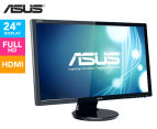 "Asus 24"" Full HD VE248H LCD Monitor - Black  1"