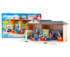 Playmobil Take Along School Building Set 1