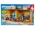 Playmobil Take Along School Building Set 2