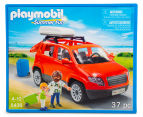 Playmobil Family SUV Building Set 2