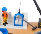 Playmobil Construction Site Super Set 4