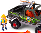 Playmobil Adventure Pickup Truck Building Set 5