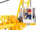 Playmobil Large Crane w/ IR Remote Control Building Set 5