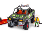 Playmobil Adventure Pickup Truck Building Set 6