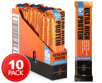 10 x Systemax Ultra High Protein Bars Milk Chocolate 105g 1